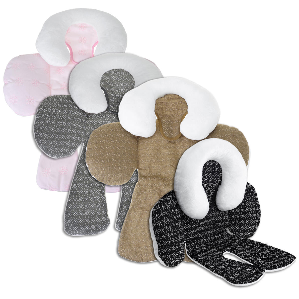 Baby Car Seat Cotton Mat Safety Body Soft Cushion Pad Pillow Child Seat Chair Protection фото
