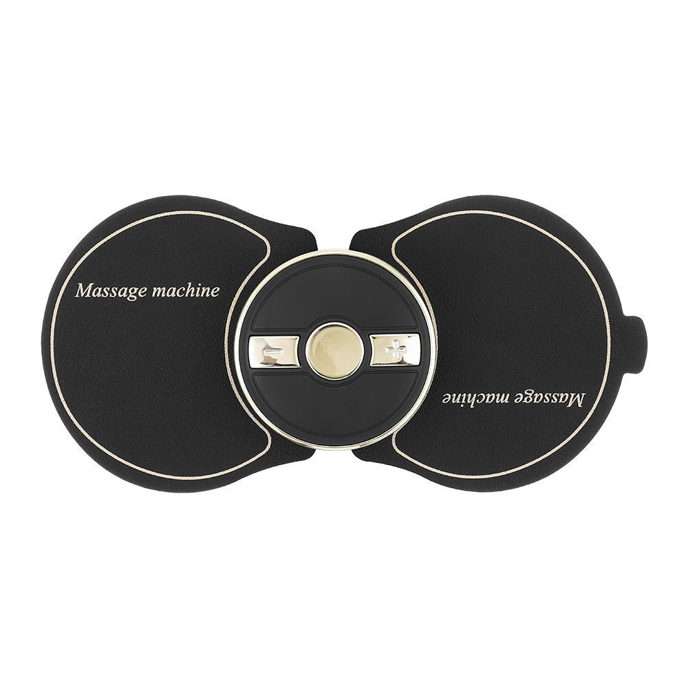 DIGOO DG-PM04 गोल्ड फ्रेम 6 मोड इलेक्ट्रॉनिक हाई-फ्रीक्वेंसी पल्स मसाज 9 गियर्स इंटेंसिटी एडजस्टमेंट इले