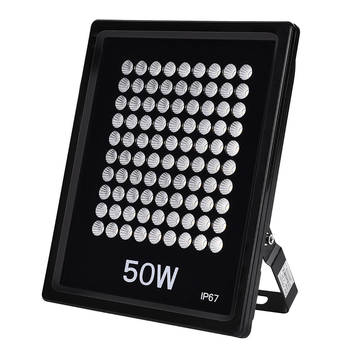 50W LED Flood Light Warm White Lamp Outdoor Security Lighting Spot Lamp IP67