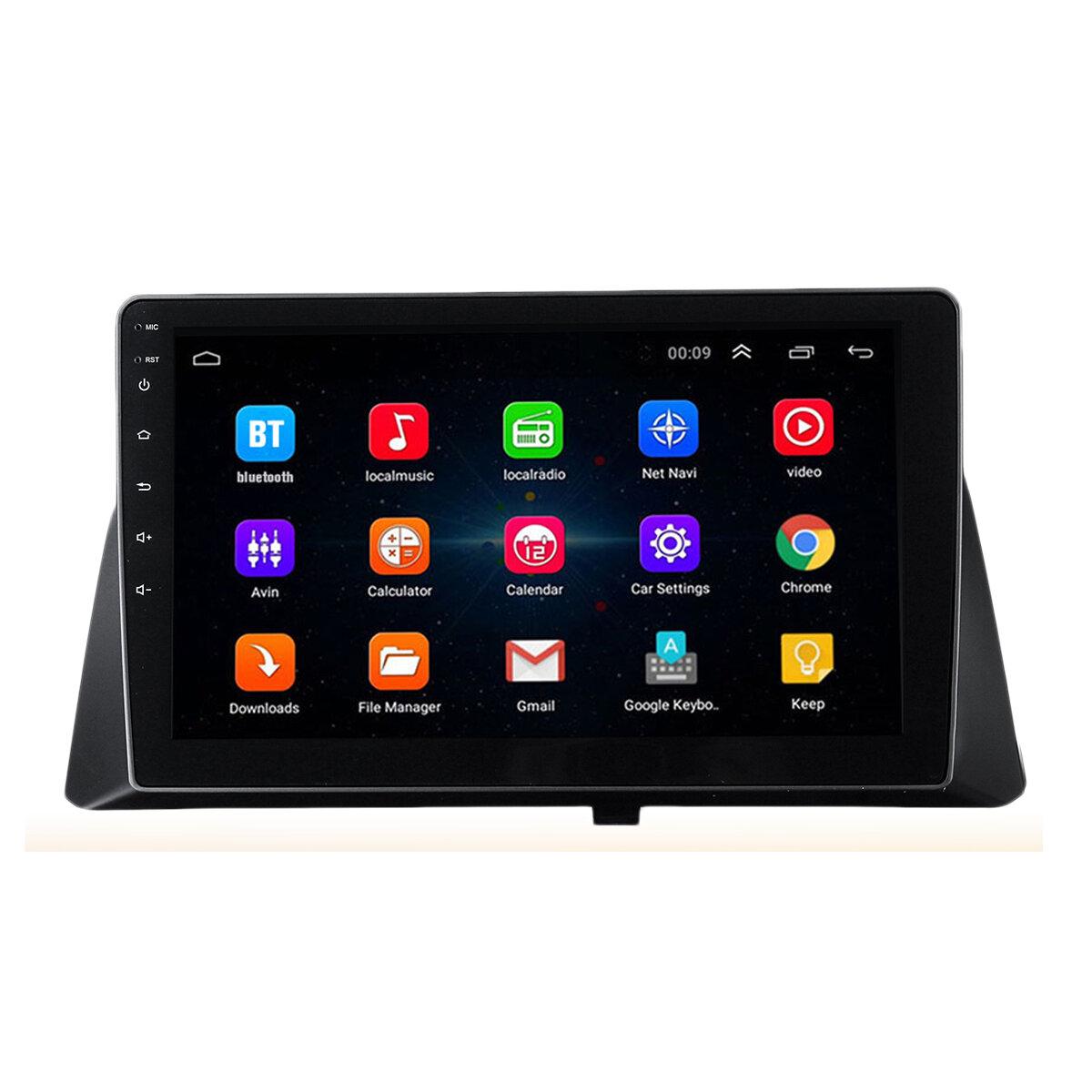 10.2 Pollici 8 core per Android autoradio Radio 1 + 16G / 2 + 32G lettore MP5 GPS Nav WIFI AM per Honda Accord 2008-2013