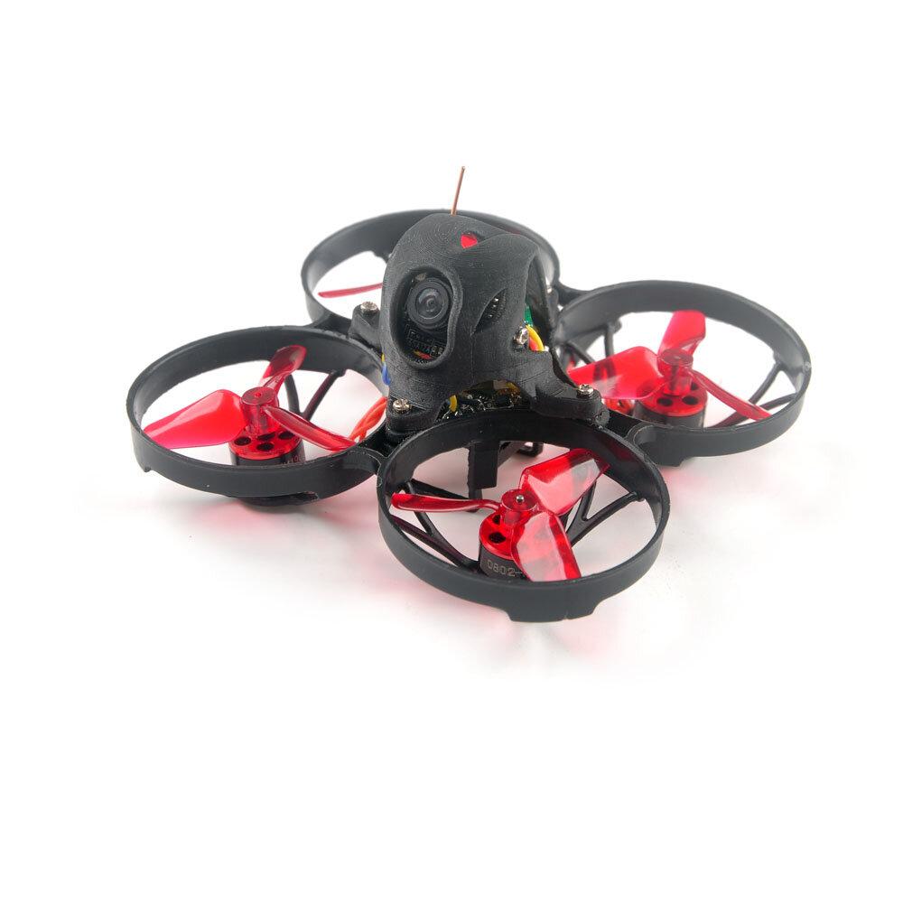 21g Eachine UZ65 65mm 1S Whoop FPV Racing Drone BNF Runcam Nano3 35mm Propeller 5.8G 25~100mW VTX - Internal SPI Frsky Receiver