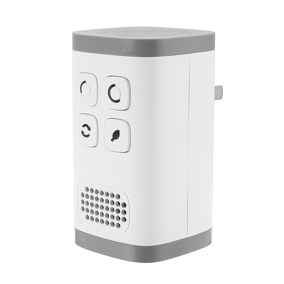 AC110-240V Plug-in Air Purifier Ozone Generator Ionizer Clean Industrial Grade Odor Remover Air Purifier Negative Ion Ge фото