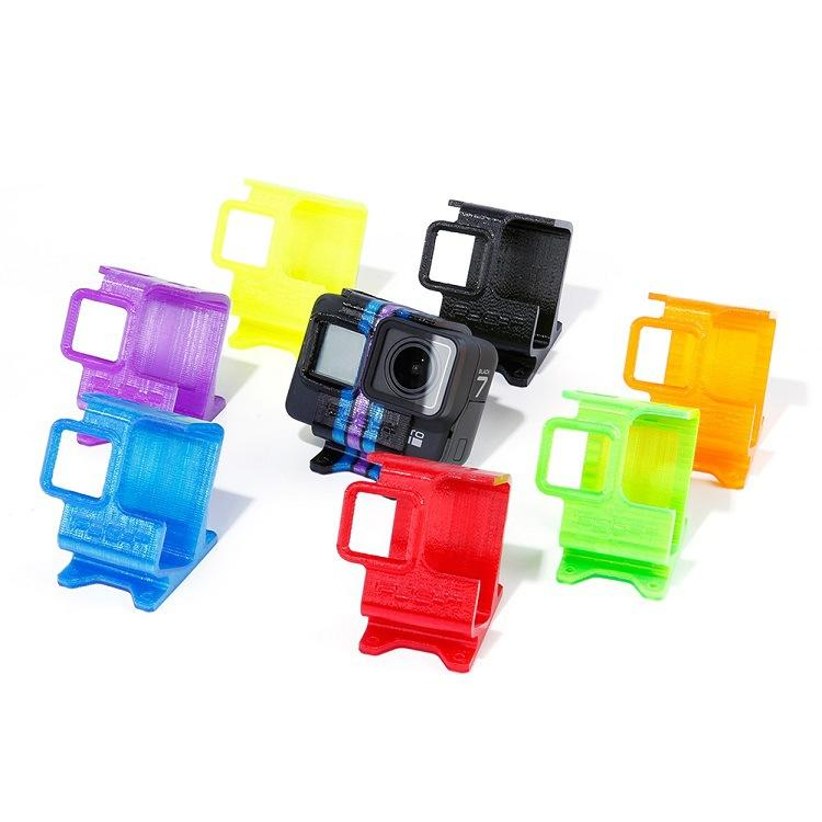 iFlight Camera Case With ND8 Filter Lens Half Wrap Mount TPU for GoPro 5/6/7 Support XL/XL Low/DC/SL RC Drone