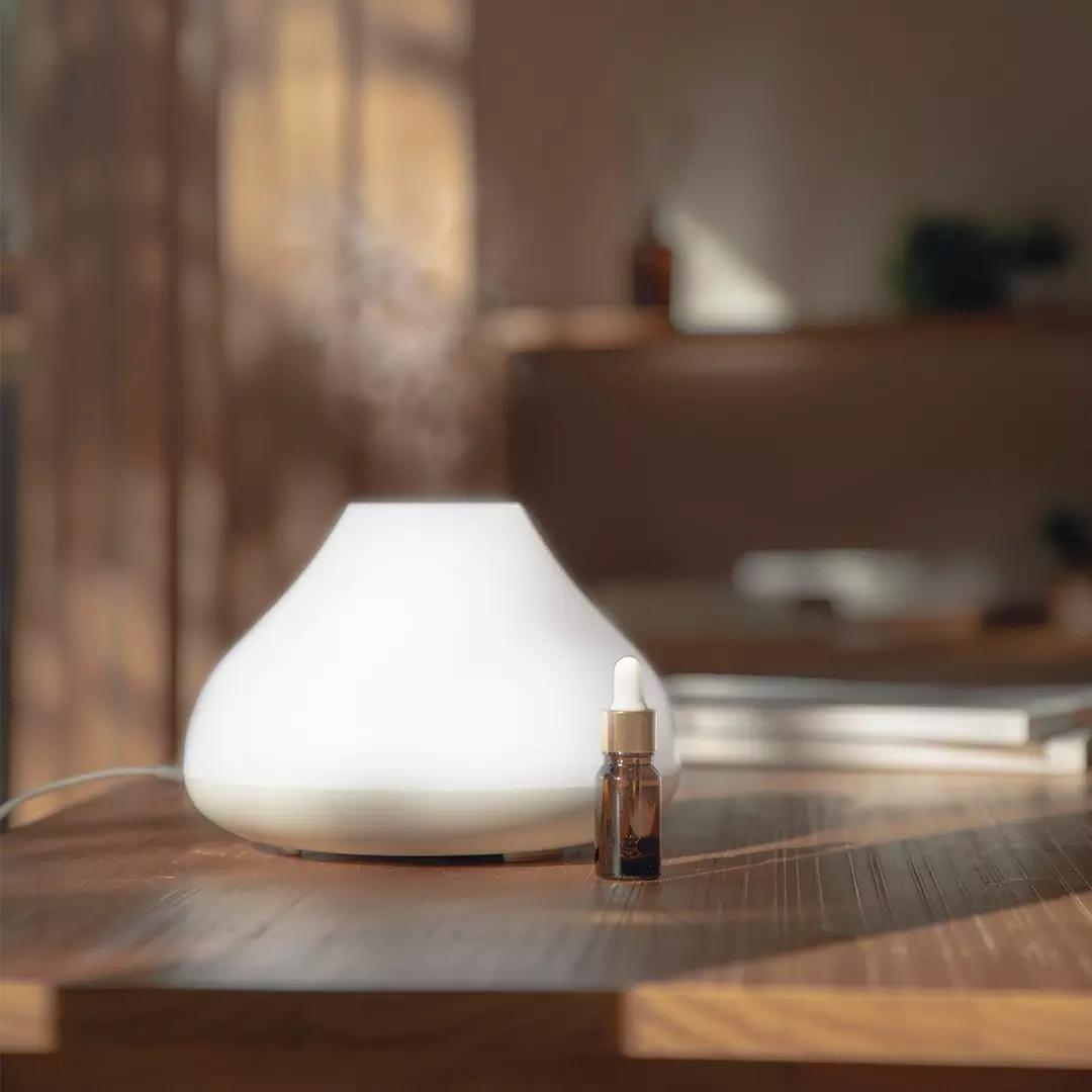 SOLVE H7 USB Charging Aromatherapy Humidifier 500ML Air Humidifier Night Light Wireless Aromatherapy Machine Aromatherapy Diffuser From Xiaomi Youpin