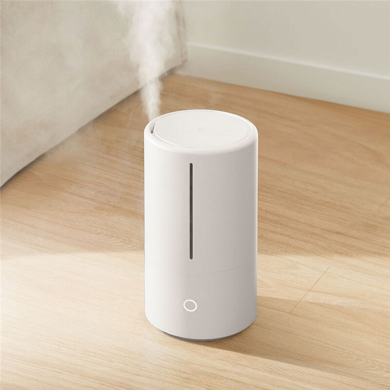 Xiaomi Mijia SCK0A45 Intelligent Sterilization Humidifier with 4.5L Large Capacity Water Tank  UV-C Instant Sterilization Humidifier-White