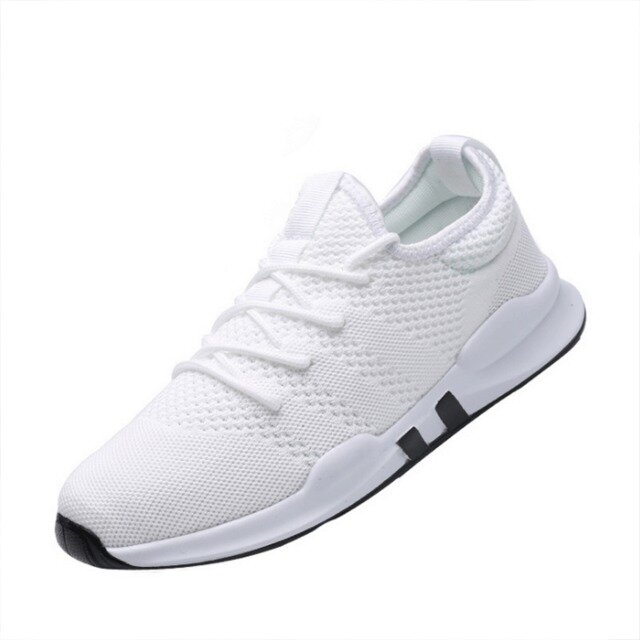 Men's Ultralight Breathable Quick Drying Running Shoes Fitness Hiking Sports Mesh Sneakers