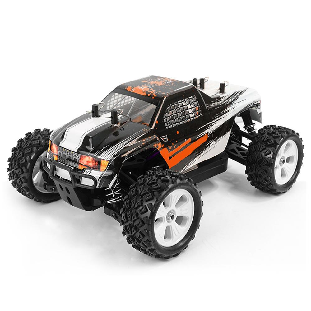 K11 1/16 2.4G 4WD 2CH High Speed 35km/h RC Car Big Foot Truck Vehicle Models
