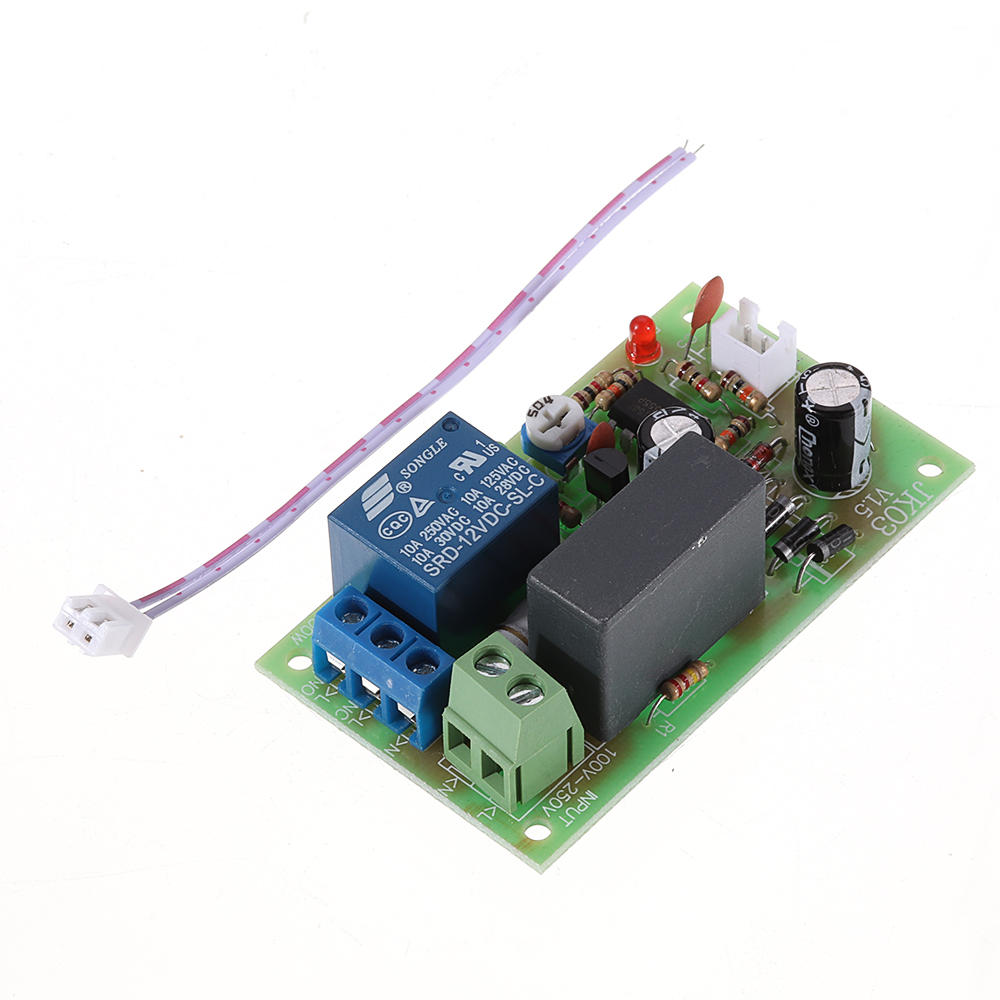 Jk03 220v Ac Time Delay Relay Control Module With Trigger Delay 5min Adjustable