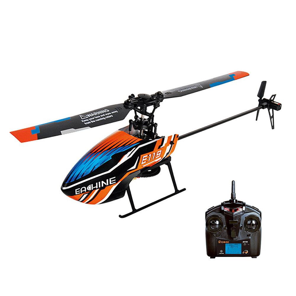 Eachine E119 távirányítós helikopter