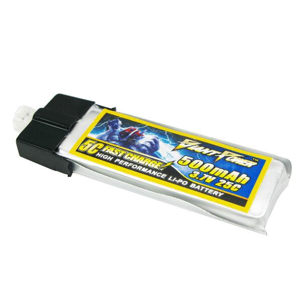 500mAh 3.7V 1S 25C Battery For E-flite Blade MCPX/WLTOYS V922 HCP100
