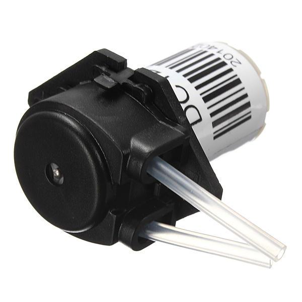 12V DC Pompa Dosatrice Pompa Peristaltica per Laboratorio Acquario Acqua Analitica