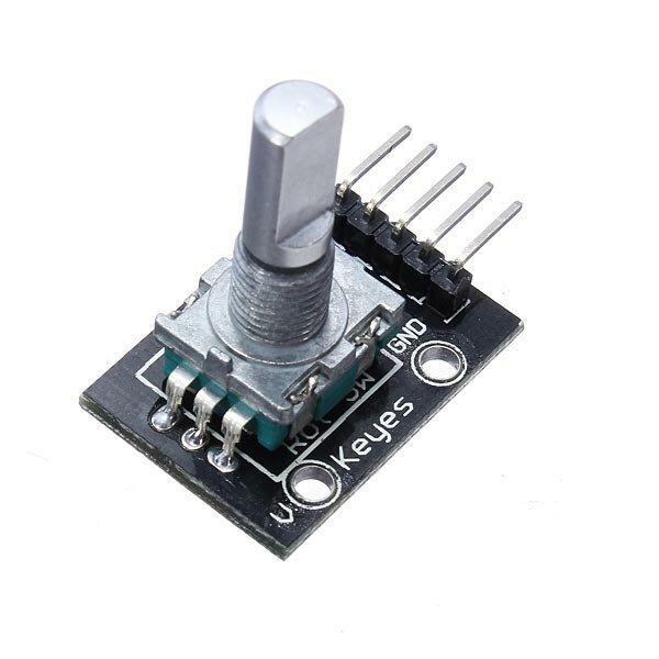 10Pcs 5V KY-040 Rotary Encoder Module For Arduino AVR PIC