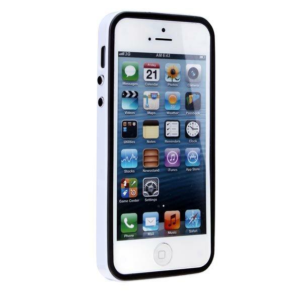 Estilo casual cubierta del caso del protector del diseño simple para iphone 5 5s