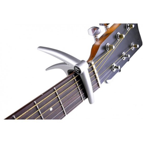 Flanger Aluminum Guitar Capo for 6-String Acoustic Electric Guitar фото