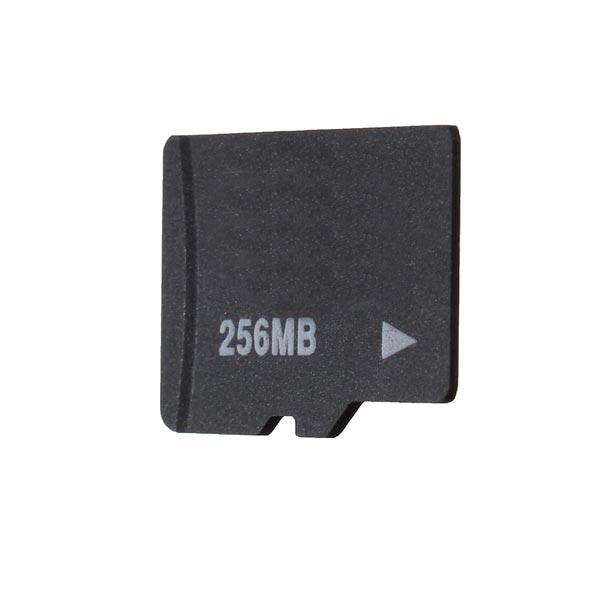 256MB High Speed Data Storage TF Card Flash Memory Card for Mobile Phone Tablet GPS