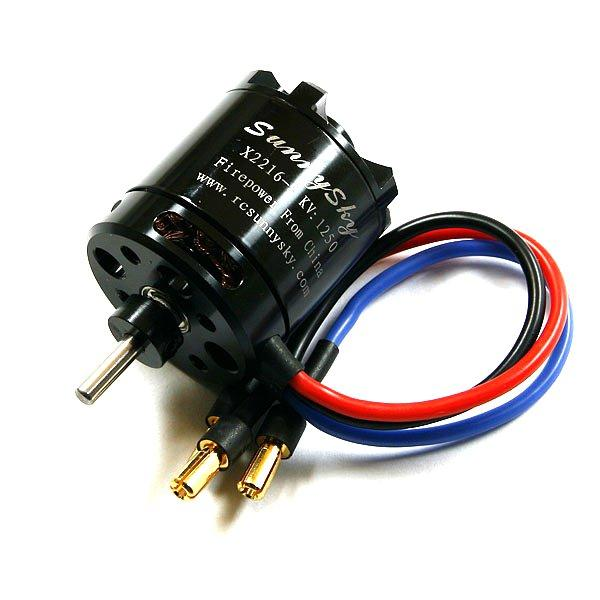 SunnySky X2216 2216 1250KV Outrunner Brushless Motor For RC Models