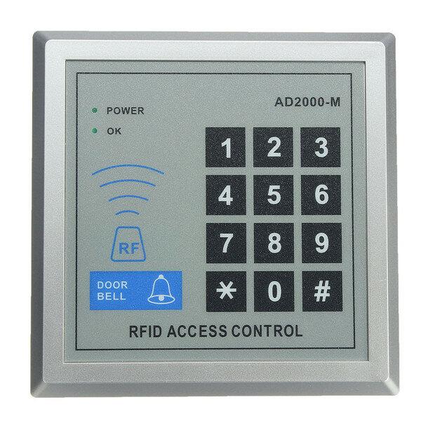 Bảo mật RFID Hệ thống kiểm soát truy cập khóa cửa gần 10 khóa