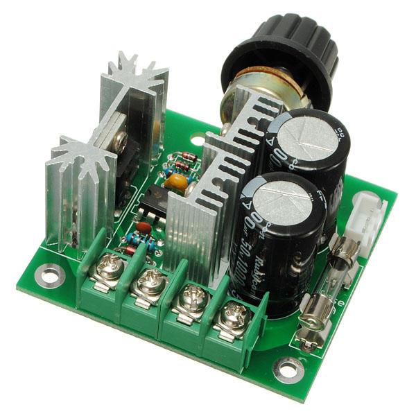 12V-40V 10A Modulation PWM DC Motor Speed Control Switch Governor