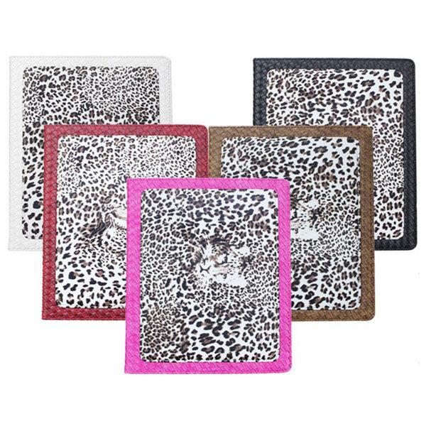 Leopard Mønster Beskyttelsesveske For iPad 3 Tilfeldig forsendelse