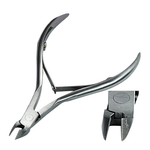 Nail Art Stainless Steel Cuticle Cutter Nippers Clipper