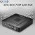 CCTV de seguridad 4CH / 8CH AHD CVI TVI DVR NVR 5-IN-1 Híbrido Grabador de video en tiempo real