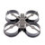 Reptile CLOUD-149 149mm 3Inch Frame Kit ABS Carbon Fiber for RC Drone FPV Racing