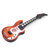 21''Barn Kids Electric 4 String Guitar Acoustic Musical Toys Instrument Gift