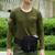 Hunting Men Nylon Tactical Military Crossbody Bag Travel Water Bottle Belt Waist