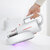 Deerma CM1910 Household Cordless Anti-Mites Vacuum Cleaner Multifunction Mini UV Sterilizer Rechargeable Cleaner from XIAOMI YOUPIN