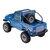 यूआरयूएवी 1/24 4WD 2.4 जी मिनी आरसी कार क्रॉलर मॉडल वाहन वॉटरप्रूफ आरटीआर
