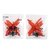 2 Pairs GEMFAN 51455 Hurricane X 4-blade Propeller 5mm Mounting Hole for RC FPV Racing Drone