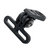 BIKIGHT Bike Holder Flashlight Mount Holder Rotary Cycling Light Clip Adjustable Clamp
