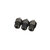 0.4mm/0.6mm/0.8mm 1.75mm Hardened Steel Nozzle for Creality CR-10/Ender3 Anet/Makerbot 3D Printer Part High Temperature Resistance