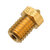 TRONXY® V6 0.2/0.3/0.4/0.5/0.6/0.8mm M6 Thread Brass Extruder Nozzle For 3D Printer Parts