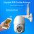 10LED 5X Zoom HD 2MP IP Kamera Keamanan WiFi Nirkabel 1080P Luar PTZ Tahan Air Night Vision ONVIF