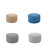 Small Round Bean Bag Beanbag Sofas Case Lounger Chair Lazy Sofa Cotton Linen Chair Cover Waterproof Gaming Bed Chair Seat Cushion