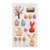Easter Temporary Tattoo Stickers Easter Eggs Rabbit Bunny Kid Sticker Decor