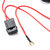 2.5m LED Work Light Bar Wiring Harness Kit with Fuse 40A Relay On-off Switch Universal for Jeep Off Road Truck