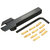 MGEHR 1212-2 12x12x100mm Grooving Tool Holder With 10pcs MGMN200 Inserts