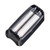 USB Rechargeable Double Blade Head Hair Trimmer Electric Razor Shaver Reciprocating
