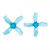 4 Pairs Gemfan 1220 1.2x2x4 31mm 1mm Hole 4-blade Propeller for 0703-1103 RC Drone FPV Racing Brushless Motor