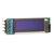 Geekcreit® 0.91 Inch 128x32 IIC I2C Blue OLED LCD Display DIY Oled Module SSD1306 Driver IC DC 3.3V 5V For Arduino PIC