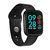 XANES® P70 1.3 '' IPS Màn hình cảm ứng màu IP68 Đồng hồ thông minh chống nước Thông tin huyết áp Theo dõi huyết áp Tập thể dục Tập thể dục Vòng đeo tay thể thao