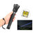 XANES® 1282 XHP70 LED 3 Modes USB Rechargeable Telescopic Zoom LED Flashlight 18650/26650