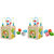 Wooden Bead Maze Toys 1-3 Years Old Beads Beaded Building Blocks Toys Treasure Box Children's Educational Toys