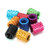 Suleve™ M3AS1 10Pcs M3 6mm Knurled Standoff Aluminum Alloy Anodized Spacer