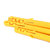 10mm x 80/100mm Yellow Croaker Plastic Expansion Bolts Expansion Tube Self-Tapping Screw for Door Window Frames Cabinet Fixing