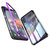 Bakeey Upgraded Version 360º Full Body Tempered Glass Metal Magnetic Adsorption Flip Protective Case For Xiaomi Mi 9 / Xiaomi Mi9 Transparent Edition
