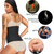 ZANZEA Double Fixed Plus Size Latex Waist Trainer With Zipper Shapewear