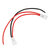 24AWG JST to PH2.0 Plug Silicone Connector Cable for 2S Whoop Drone